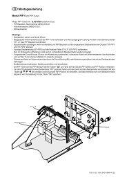 Modul PIP 4/D-GB - Grundig-info.de
