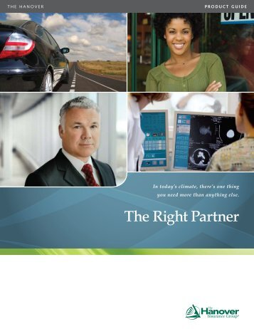 Printer Friendly PDF - The Hanover Insurance Company