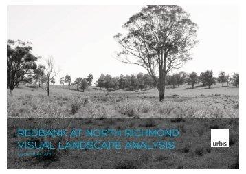 Visual Landscape Analysis - Hawkesbury City Council