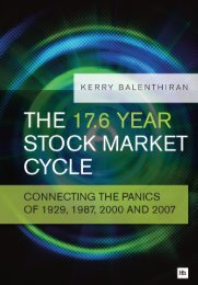 Read a PDF Sample of The 17.6 Year Stock ... - Harriman House