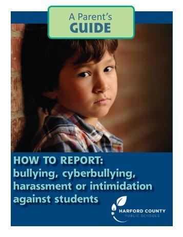 Parent's Guide - Harford County Public Schools