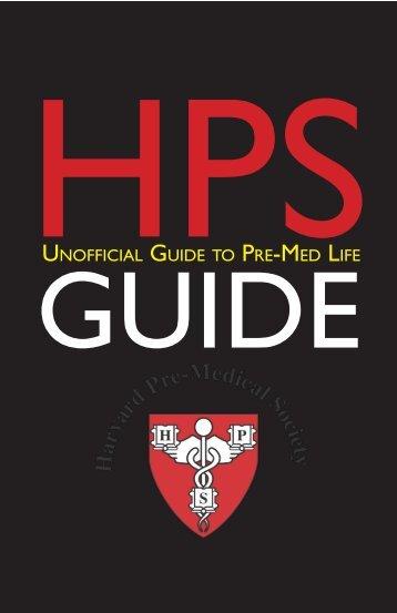 Hps - Harvard Computer Society