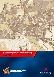Sozialmonitoring Integrierte Stadtteilentwicklung Bericht 2012