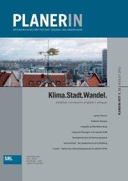 32 klimaanpassung im siedlungsbestand - HafenCity Universität ...