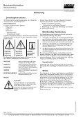 Alternative für die Kettenschmierung - Graf Zentralschmiersysteme ... - Seite 4
