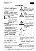 Alternative für die Kettenschmierung - Graf Zentralschmiersysteme ... - Seite 5