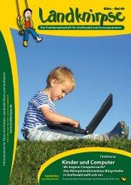 Kinder und Computer - Landknirpse