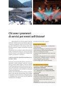 I Prestatori di servizi per eventi dell'Alto Adige nell'Unione - Page 4