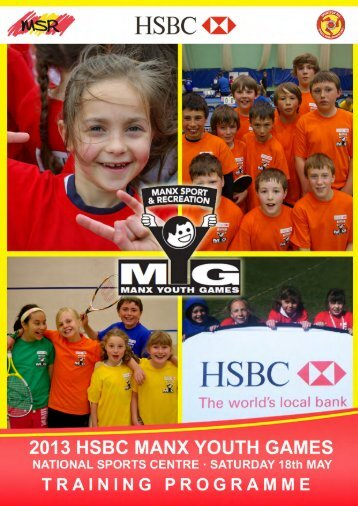 Manx Youth Games 2013 - Isle of Man Government
