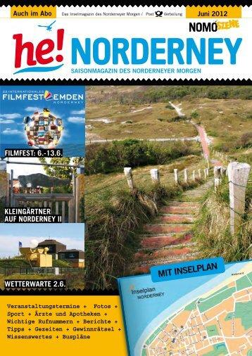 Juni 2012 als PDF - Norderney
