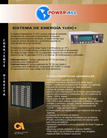 Rectificador - Sistema de correo de Grupo PC