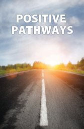 Positive Pathways - Booklet - New York State Department of Health
