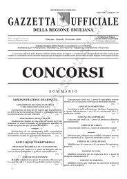 N. 14-Venerdì 29 ottobre 2010- Serie Concorsi - Gazzetta Ufficiale ...