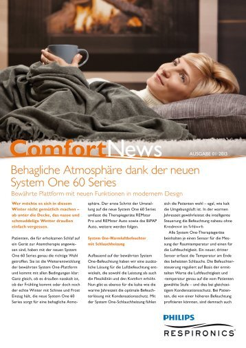 1_2013_ComfortNews - Philips Healthcare