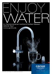 Im Handumdrehen kochend heißes Wasser. GROHE Red® www ...