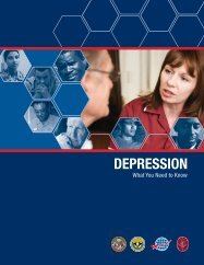 DEPRESSION - VA/DoD Clinical Practice Guidelines Home