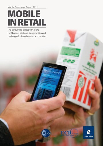 MOBILE IN RETAIL