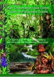 Papua New Guinea - HCV Resource Network