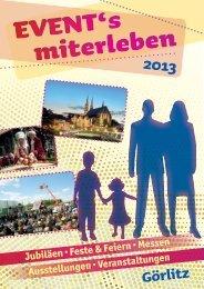EVENT's miterleben Görlitz
