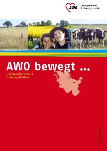 AWO bewegt … - AWO Schleswig-Holstein