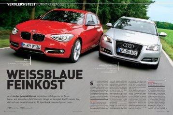 in der Kompaktklasse - BMW Niederlassung Chemnitz