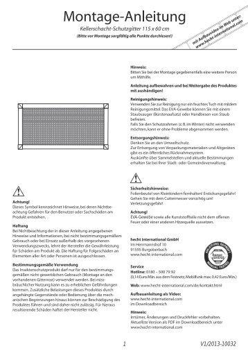 Hecht International windklasse 1 2 v1 2013 30