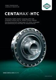 CENTAMAX®-HTC