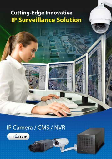 IP Surveillance Solution - Hedin Data