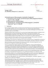 TOP 5 - Vorhabenbezogener Bebauungsplan - Gottmadingen