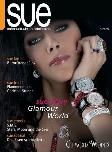 sue.story Glamour World - Heartbreaker Schmuck