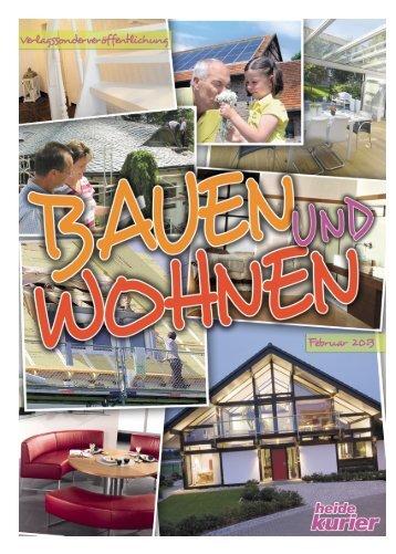 Bauen & Wohnen - Heide Kurier