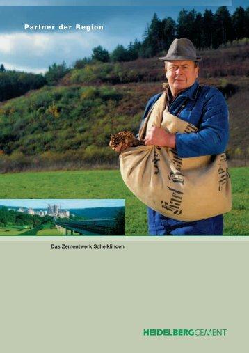 """""""Partner der Region"""" (PDF; 2.363 KB) - HeidelbergCement"""