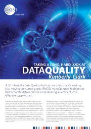 Kimberly-Clark - GS1