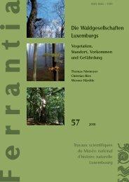 Die Waldgesellschaften Luxemburgs - Musée national d'histoire ...