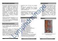 Was ist manuelle Lymphdrainage - Med. Massagepraxis GRISCHANA
