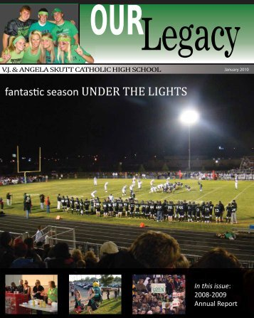 UNDER THE LIGHTS - Alumni Community