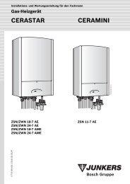 Cerastar-AE-AME-Installation - Heizung und Solar zu Discountpreisen