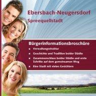 Bürgerinformation Stadt Ebersbach-Neugersdorf