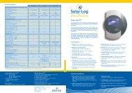 SolarLog 1000 - Helion Solar AG
