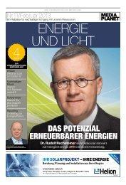 Das Potenzial erneuerbarer energien - Mediaplanet