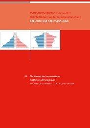 Probleme und Perspektiven - Helmholtz-Zentrum für ...