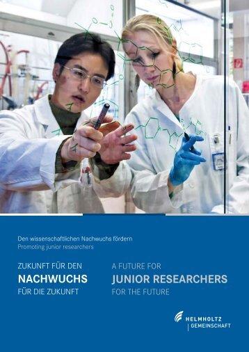 Download PDF (1.1 MB) - Helmholtz-Gemeinschaft Deutscher ...