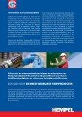 Brochure 'Meest gebruikte verfproducten' - Hempel - Page 2