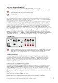 Stream Box DSA Manual - Henley Designs Ltd. - Page 3
