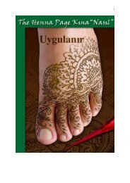 The Henna Page – K