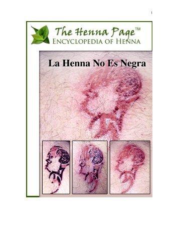Henna Magazines