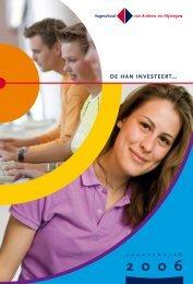 Jaarverslag 2006 - Hogeschool van Arnhem en Nijmegen