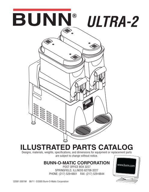 Bunn 32267.1000 Lamp Cord Assembly