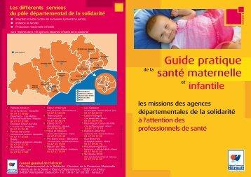 Guide pratique - Conseil Général de l'Hérault