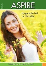 Njega kože ljeti uz Herbalife - Herbalife Today Magazine